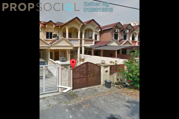 For Sale Terrace at Taman Wangsa Permai, Kepong Freehold Unfurnished 0R/0B 449k
