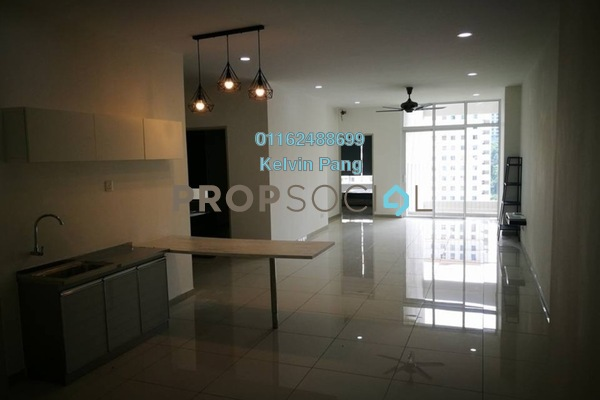 For Sale Condominium at Sierra East, Relau Freehold Semi Furnished 3R/2B 560k