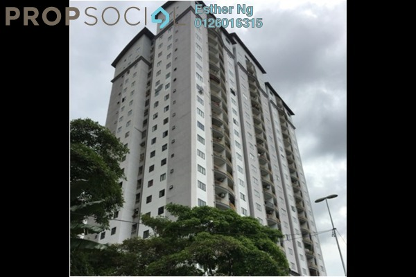 For Sale Condominium at Sri Putramas I, Dutamas Freehold Unfurnished 0R/0B 396k