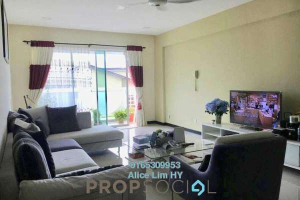For Rent Condominium at BayStar, Bayan Indah Freehold Fully Furnished 4R/4B 4k