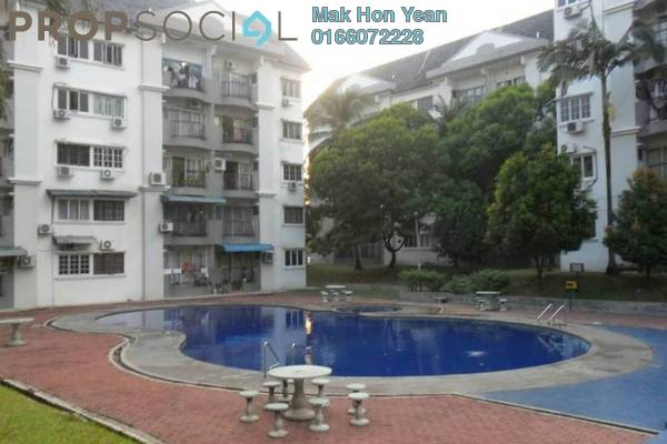 For Sale Apartment at Sri Tanjung Apartment, Bandar Puchong Jaya Freehold Semi Furnished 3R/2B 310k