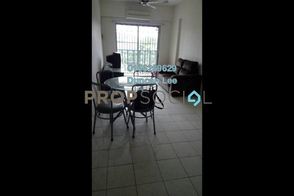 For Rent Condominium at Arena Green, Bukit Jalil Freehold Fully Furnished 2R/2B 1.3k