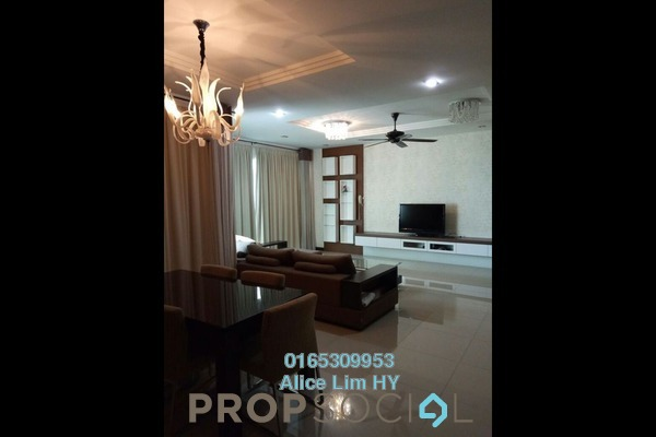 For Rent Condominium at BayStar, Bayan Indah Freehold Fully Furnished 5R/4B 4.8k