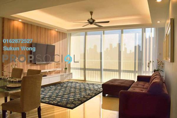 For Sale Condominium at Embassyview, Ampang Hilir Freehold Fully Furnished 4R/3B 1.75m