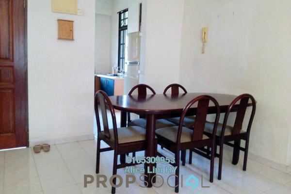 For Rent Condominium at Desa Bunga, Pulau Tikus Freehold Fully Furnished 3R/2B 1.7k