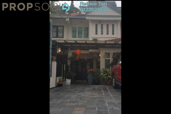 For Sale Terrace at Section 6 , Wangsa Maju Freehold Semi Furnished 3R/3B 1m