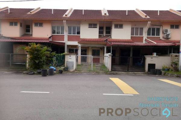 For Sale Terrace at Taman Jati, Rawang Freehold Unfurnished 3R/2B 380k