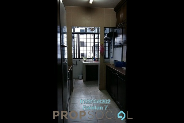 For Sale Condominium at Amadesa, Desa Petaling Freehold Semi Furnished 3R/0B 468k
