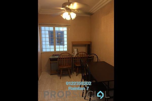For Rent Condominium at Amadesa, Desa Petaling Freehold Semi Furnished 1R/2B 1.2k