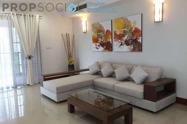 For Rent Condominium at Mont Kiara Damai, Mont Kiara Freehold Fully Furnished 4R/5B 9k