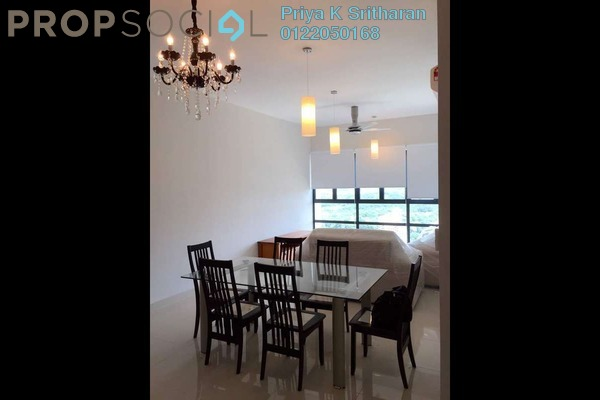 For Sale Condominium at KM1, Bukit Jalil Freehold Fully Furnished 3R/3B 800k