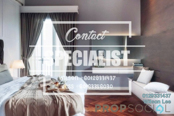 For Sale Condominium at The Westside Two, Desa ParkCity Freehold Fully Furnished 3R/4B 1.45m