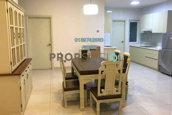 For Rent Condominium at Crest Jalan Sultan Ismail, KLCC Freehold Fully Furnished 2R/2B 5.3k
