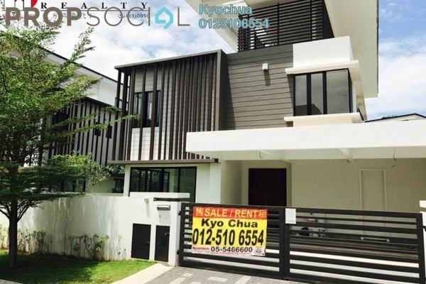 For Sale Semi-Detached at The Enclave, Ipoh Freehold Unfurnished 5R/5B 2.47m