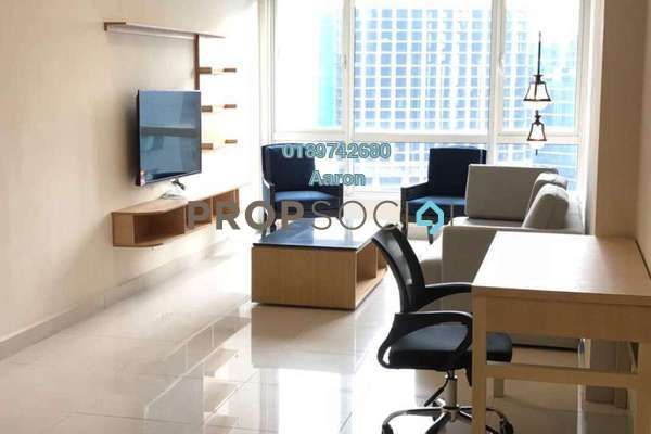 For Rent Condominium at Crest Jalan Sultan Ismail, KLCC Freehold Fully Furnished 3R/2B 5.8k