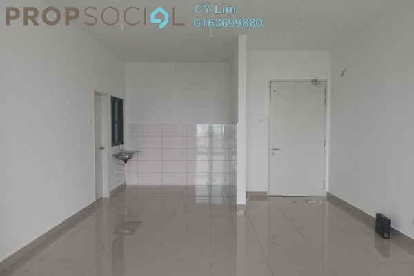 For Sale Condominium at Parkhill Residence, Bukit Jalil Freehold Unfurnished 3R/2B 630k