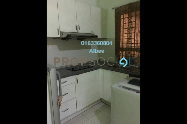 For Rent Condominium at Ritze Perdana 1, Damansara Perdana Freehold Fully Furnished 0R/1B 1.1k