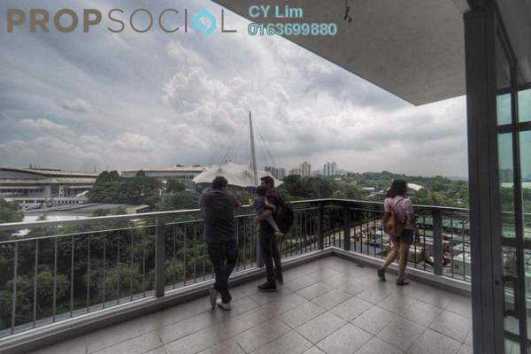 For Sale Condominium at Parkhill Residence, Bukit Jalil Freehold Unfurnished 3R/2B 880k