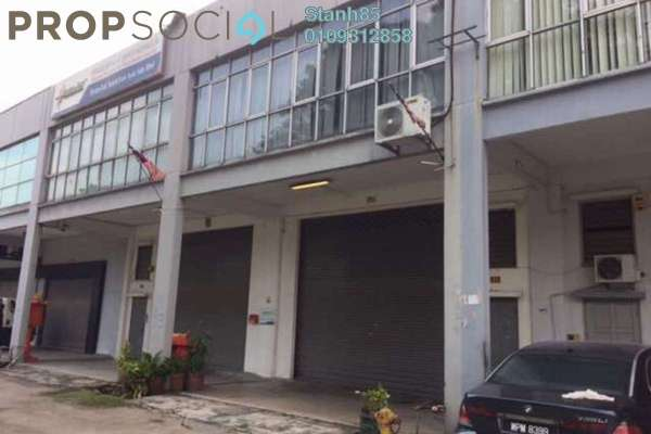For Rent Shop at PU2, Bandar Puchong Utama Freehold Unfurnished 0R/2B 4.5k
