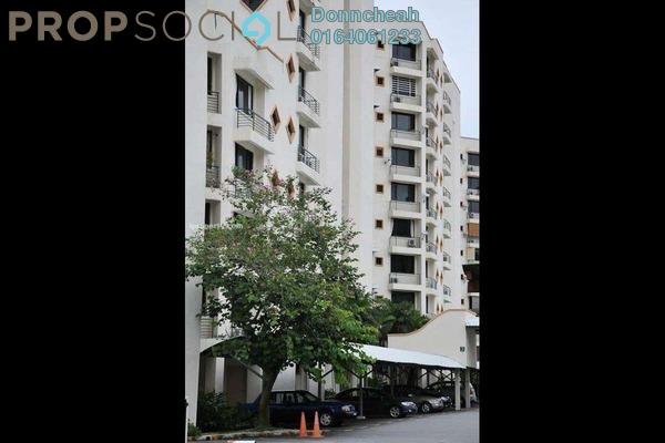 For Rent Condominium at Desa Embun Emas, Tanjung Bungah Freehold Semi Furnished 3R/2B 1.4k