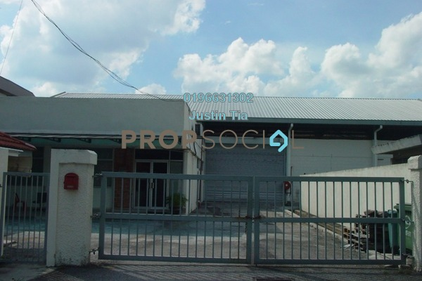 For Rent Factory at Kepong Baru, Kepong Freehold Semi Furnished 0R/0B 16k