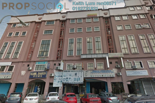 For Rent Shop at Zen Residence, Puchong Freehold Unfurnished 1R/1B 6.5k