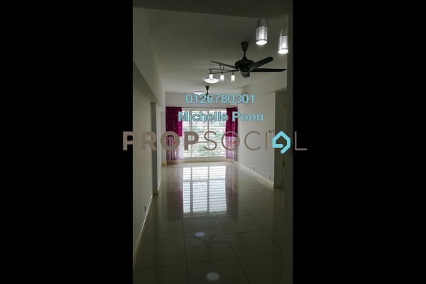 For Sale Condominium at Tiara Mutiara, Old Klang Road Freehold Semi Furnished 3R/2B 470k
