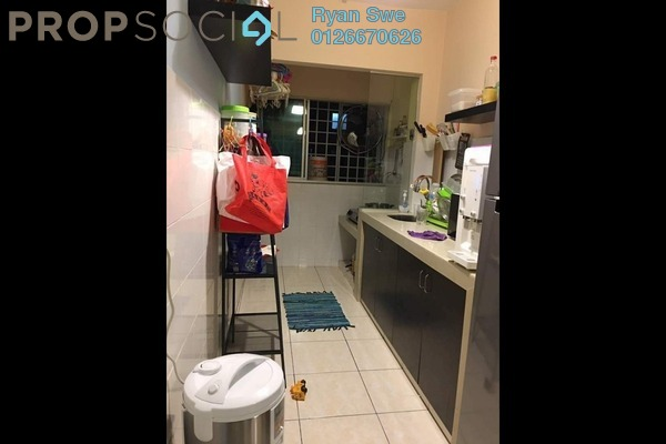 For Sale Serviced Residence at Sri Meranti, Bandar Sri Damansara Freehold Semi Furnished 3R/2B 138k