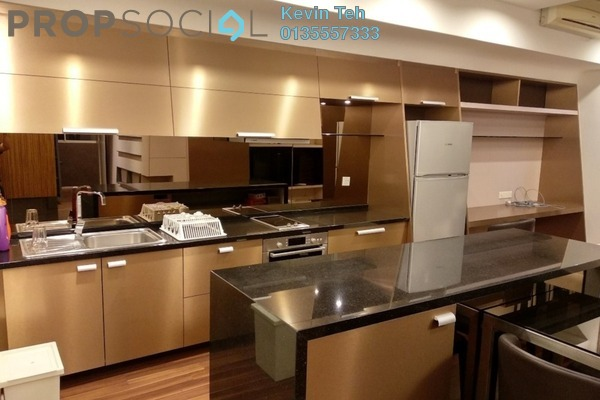 For Rent Condominium at VERVE Suites, Mont Kiara Freehold Fully Furnished 3R/2B 4k