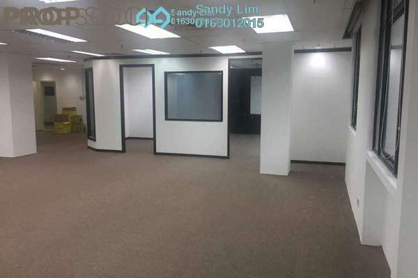 For Rent Office at Wisma UOA II, KLCC Freehold Semi Furnished 0R/0B 7.79k