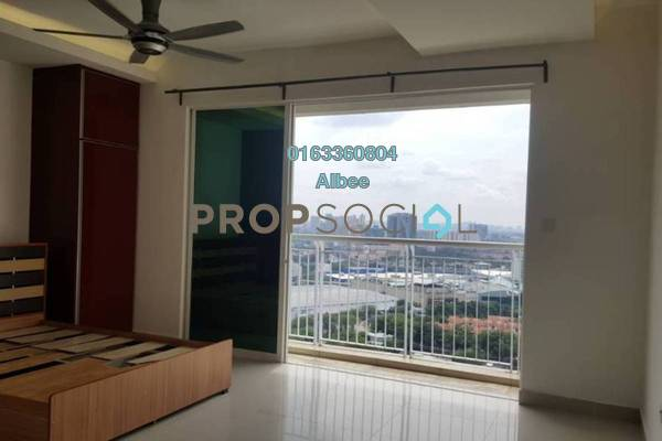 For Rent Condominium at Ritze Perdana 2, Damansara Perdana Freehold Semi Furnished 0R/1B 1.2k