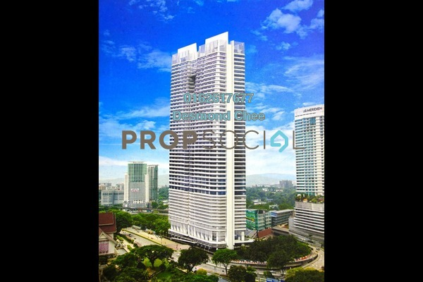 For Rent Office at Q Sentral, KL Sentral Freehold Fully Furnished 0R/0B 1.5k