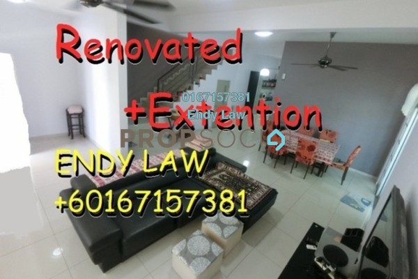 For Sale Semi-Detached at Taman Perling, Iskandar Puteri (Nusajaya) Freehold Fully Furnished 4R/4B 1m