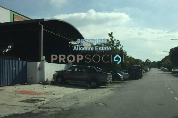 For Sale Factory at Subang Industrial Park, Subang Leasehold Semi Furnished 0R/4B 3.5m