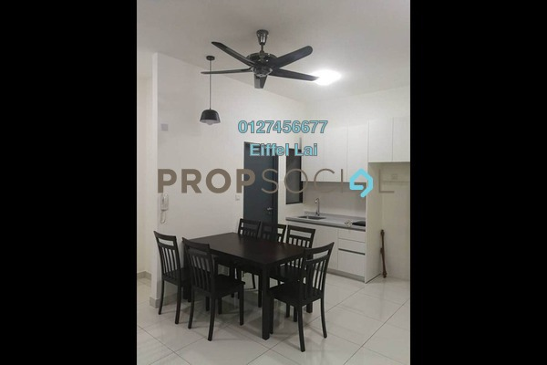 For Rent Condominium at The Link 2 Residences, Bukit Jalil Freehold Semi Furnished 2R/1B 2k