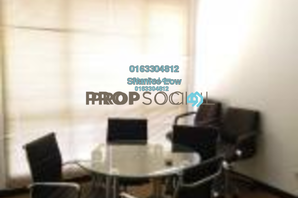 For Sale SoHo/Studio at Cova Square, Kota Damansara Freehold Semi Furnished 1R/2B 320k