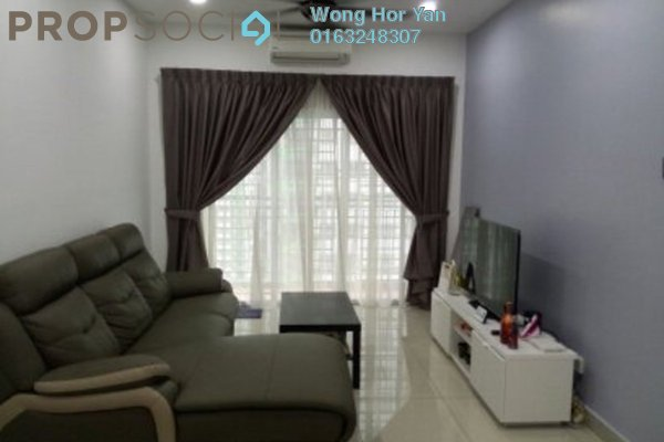 For Sale Serviced Residence at OUG Parklane, Old Klang Road Freehold Fully Furnished 3R/2B 435k