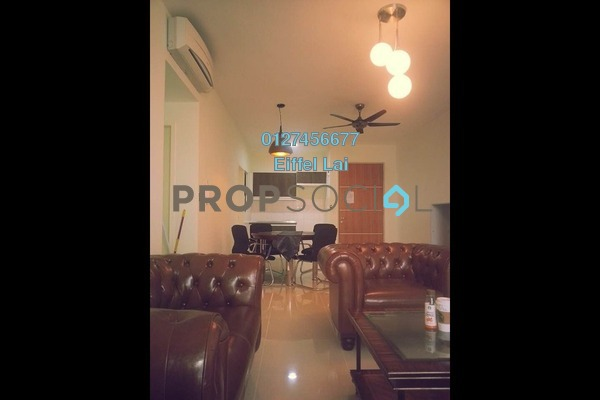 For Rent Condominium at The Z Residence, Bukit Jalil Freehold Fully Furnished 3R/2B 2.4k