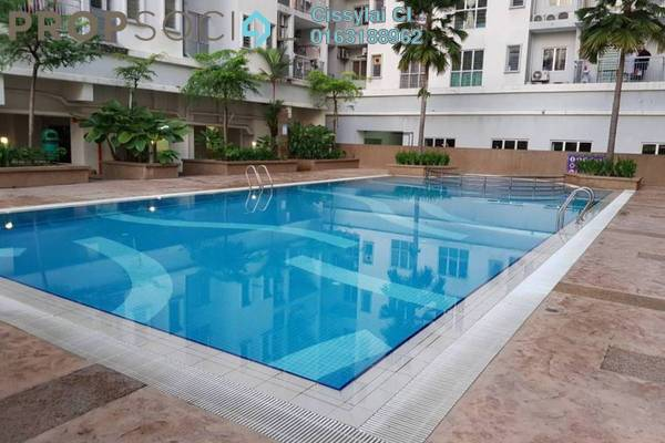 For Rent Condominium at Residensi Laguna, Bandar Sunway Freehold Fully Furnished 2R/1B 700translationmissing:en.pricing.unit