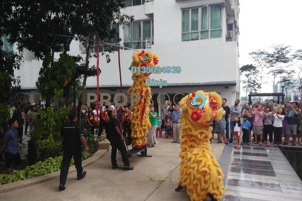 For Rent Serviced Residence at Casa Tiara, Subang Jaya Freehold Fully Furnished 1R/1B 1.59k