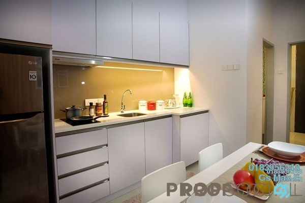 For Sale Condominium at HighPark Suites, Kelana Jaya Freehold Semi Furnished 2R/1B 430k