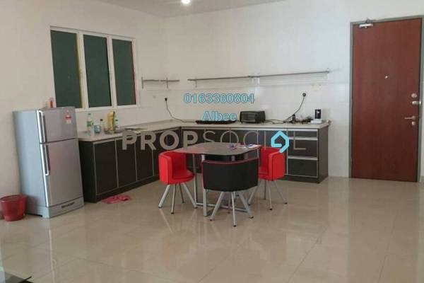 For Rent Condominium at Ritze Perdana 2, Damansara Perdana Freehold Fully Furnished 0R/1B 1.9k