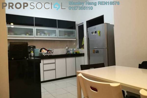 For Sale Condominium at Koi Kinrara, Bandar Puchong Jaya Freehold Fully Furnished 3R/2B 420k