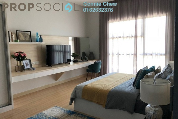 For Sale Condominium at X2 Residency, Puchong Leasehold Semi Furnished 5R/5B 666k