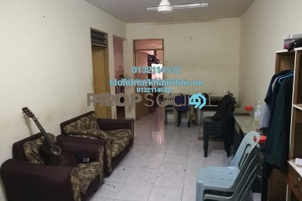 For Sale Apartment at Mentari Court 1, Bandar Sunway Freehold Unfurnished 3R/2B 250k