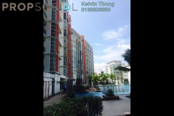 For Sale Condominium at Oasis Ara Damansara, Ara Damansara Freehold Fully Furnished 3R/2B 750k