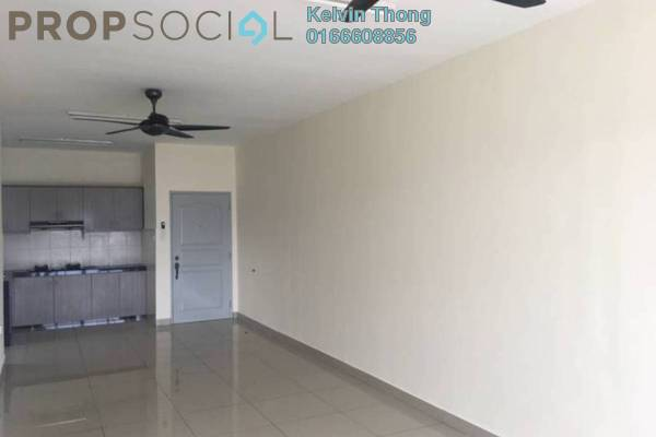 For Sale Condominium at First Residence, Kepong Freehold Semi Furnished 3R/2B 460k