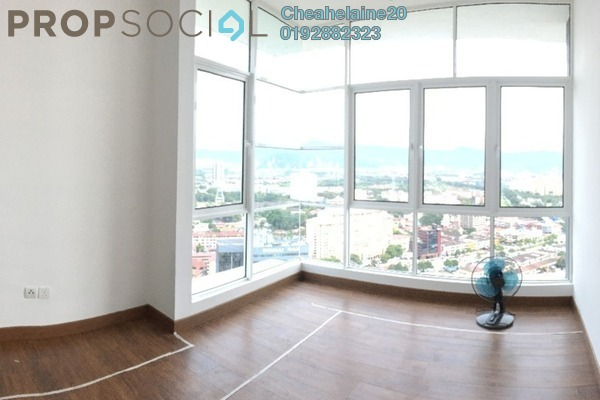 For Rent Condominium at Boulevard Serviced Apartment, Jalan Ipoh Freehold Unfurnished 3R/2B 1.6k