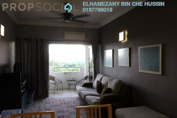 For Sale Condominium at Sri Permata, Shah Alam Freehold Semi Furnished 3R/2B 390k