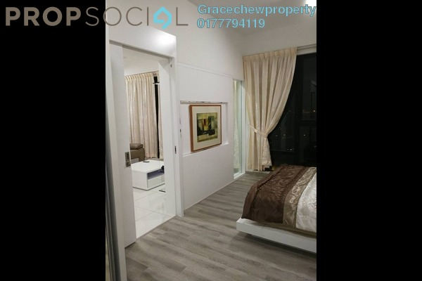 For Rent Apartment at SouthKey Mosaic @ SouthKey, Johor Bahru Freehold Fully Furnished 1R/1B 1.7k
